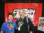 Joe Ahearn & Scott Stewart at this year's NY Comic Con!
