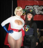 NYCC 2010 Power Girl