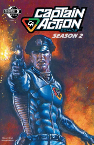 Captain Action Season 2