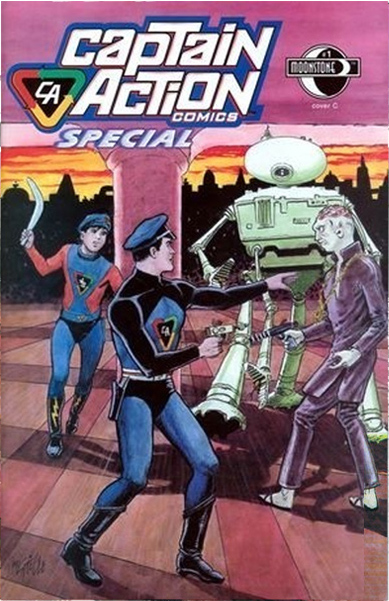 Captain Action Special