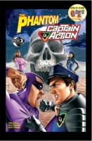 Phantom/Captain Action Team Up Issue #1 C2E2 Exclusive