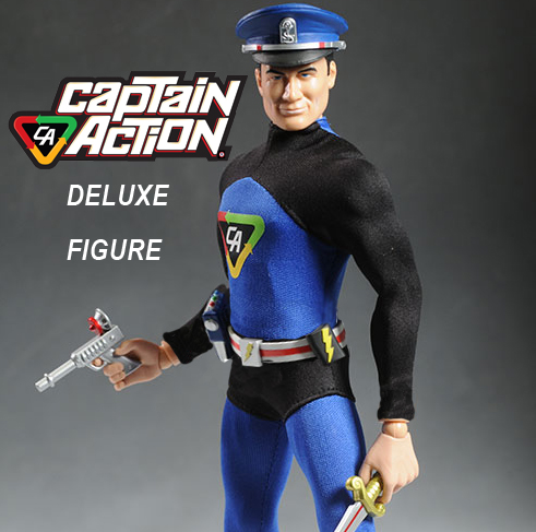 Captain Action Review