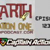 Ed Catto talks Captain Action on Earth Station One!