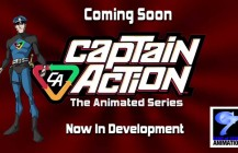 Captain Action Animated Series