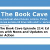 Captain Action Update on The Book Cave!