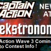 Captain Action News at Geekstronomy!