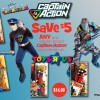 Captain Action Costume Sets on Sale now at ToysRUS!