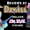 Dr. Evil Deluxe Figure Video Review at Toy World Order!