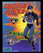 Playing Mantis Ist Issue Captain Action Box