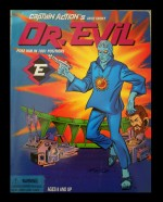 Playing Mantis  1st Issue Dr. Evil box