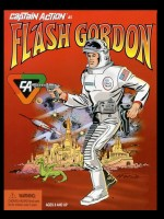 Playing Mantis Flash Gordon Box