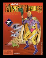 Playing Mantis Ming the Merciless Box