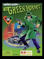 Playing Mantis  1st Issue Green Hornet Box