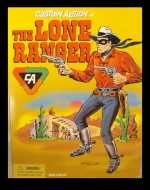 Playing Mantis 1st Issue Lone Ranger Box