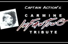Carmine Infantino — A Tribute from Joe Ahearn & Captain Action