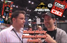 Toy World Order Interview with Round 2 at C2E2!