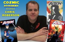 Writer Chris Roberson talks Codename: Action to Cosmic Book News!