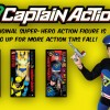 New Captain Action Wave 3 Ad!