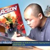 Codename: Action Artist  Jonathan Lau Signing Event!