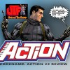 Codename Action #2 Review!