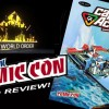 NYCC CA Booth Video Review by Toy World Order!