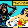 Tonner Convention Update: Lady Action as Wonder Woman!