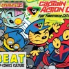 Captain Action Cat#2 in stores this week! Preview on The Beat!
