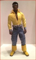 Luke Cage Powerman - Steve Wassel
