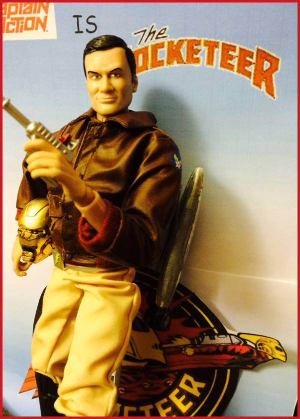 Tony Holly - CA Rocketeer