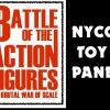 NYCC Action Figure Panel With CAE LLC And Friends!