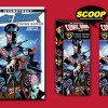 Captain Action on the Cover of Overstreet Price Guide #45 Scooped!