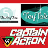 Captain Action on Toy Tales Friday 5!