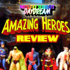 Misfit Robot Daydream Reviews Amazing Heroes Figures!