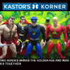 Kastor's Korner Reviews Amazing Heroes Figures!