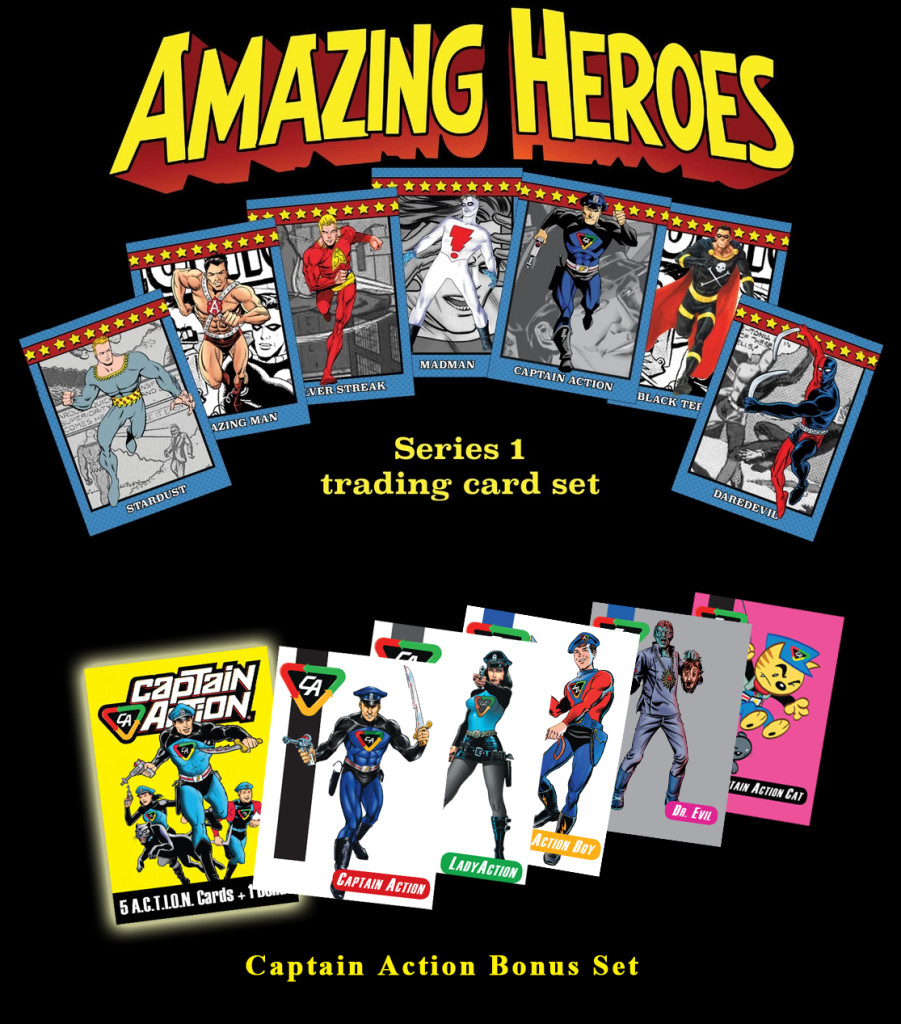 AH Trading Cards Website