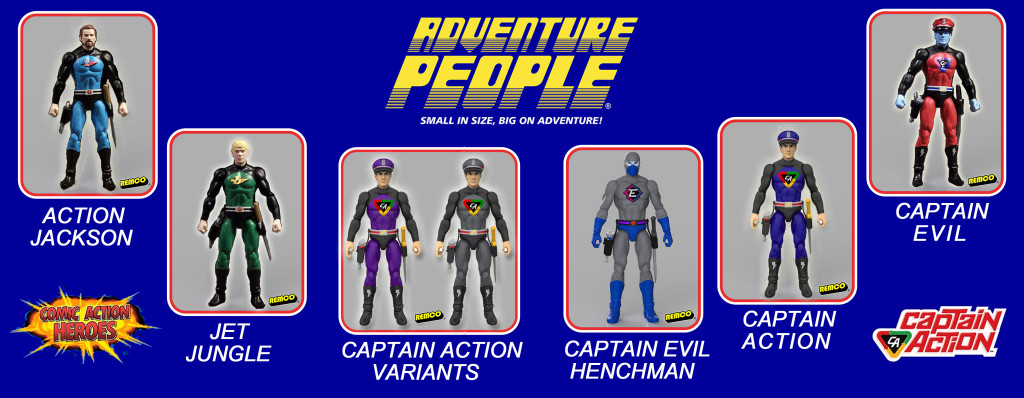 Adventure People Promo