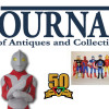 Captain Action Meets Ultraman in the Journal of Antiques & Collectibles!