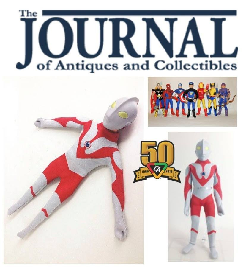 Ultraman Journal