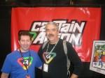 Joe Ahearn & Scott Stewart at this year's NY Comic Con!