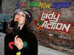 LadyAction800X600screensaver2