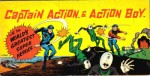 Captain Action & Action Boy