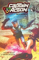 Captain Action Season 2 Issue #2