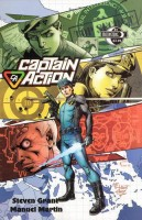 Captain Action Season 2 Issue #3