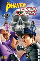 Phantom/Captain Action Team Up Issue #1