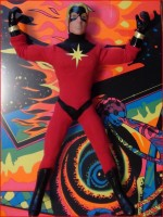 Bronze Age Captain Marvel - Jay Osborne