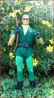 Green Arrow- Jay Osborne