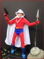Cliff Gage- Hooded Crusader